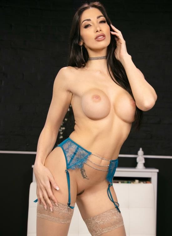 AnalVids, LegalPorno - Clea Gaultier - Classy Clea Gaultier Goes Hard For Analmanias DP LD009 (FullHD/3.73 GB)