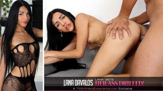TSGirlFriendExperience/Trans500 - Lana Davalos - Lana gets her Ass Drilled (HD/720p/791 MB)