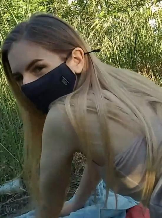 Cam4 - Eleo and Mish - RISKY SEX ON THE ABANDONED BUILDING RECEIVED a LOT OF CUM ON FACE (FullHD/1080p/316 MB)