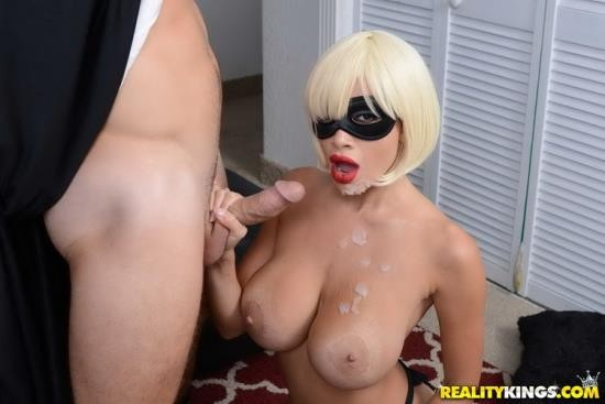 RKPrime/RealityKings - Victoria June - Keep Your Mask On/October 26th, 2017 (FullHD/1080p/3.10 GB)