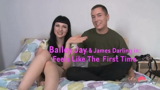 TS-BaileyJay - Bailey Jay, James Darling - Feels like the First Time (HD/720p/680 MB)