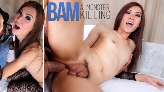 Trans500 - Bam - Bam in A Monster Killing (HD/720p/329 MB)