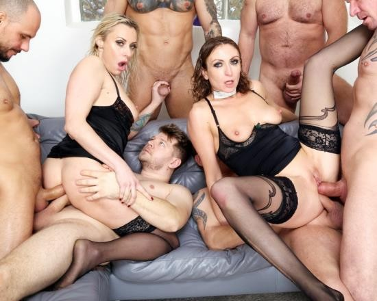 AnalVids, LegalPorno - Brittany Bardot, Julia North - Monsters Of Milf Goes Wet With Julia North And Brittany Bardot 2, Balls Deep Anal, DAP, Anal Fisting, ATOGM, Buttrose GIO1769 (FullHD/5.36 GB)