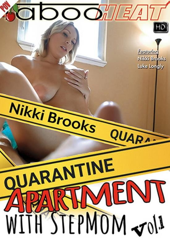 TabooHeat/MaternalSeductions/Clips4Sale - Nikki Brooks - New Quarantine Apartment with Step-Mom (FullHD/1080p/1.60 GB)
