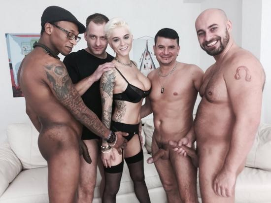 LegalPorno - Mila Milan, Neeo, Rocket, Thomas Lee, Rycky Optimal, Dylan Brown - Monsters of DAP with Mila Milan 5on1 Almost All Terrific DAP Destroyed Gapes 6 Swallows GIO547 (HD/720p/1.52 GB)