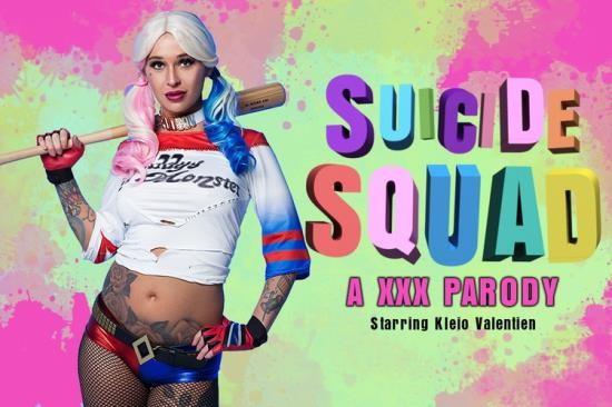 Vrcosplayx - Kleio Valentien - Suicide squad: Harley Quinn XXX PARODY (UltraHD 2K/1440p/3.49 GB)