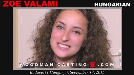 WoodmanCastingX - Zoe Valami - Casting X 160 Updated (SD/480p/601 MB)