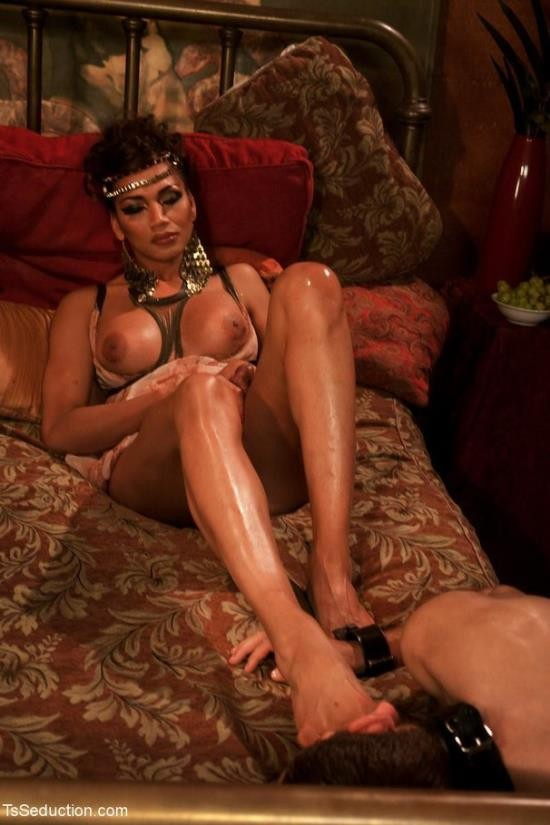 TSSeduction - Yasmin Lee - Cleopatra (HD/720p/1.90 GB)