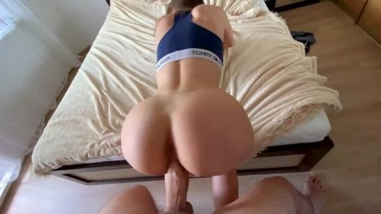 Pornh - DickForLily - Stepcousin loves training on my cock-cum on her ass (HD/720p/150 MB)