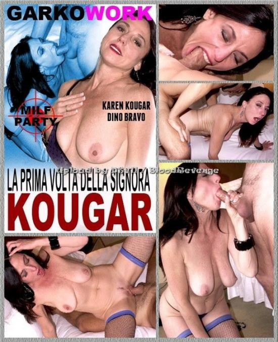 SalieriXXX - Karen - La prima volta della signora kougar (HD/720p/618 MB)