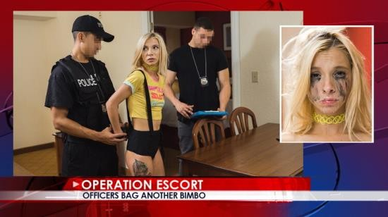 OperationEscort - Kenzie Reeves - Officers Bag Another Bimbo (FullHD/1080p/2.35 GB)