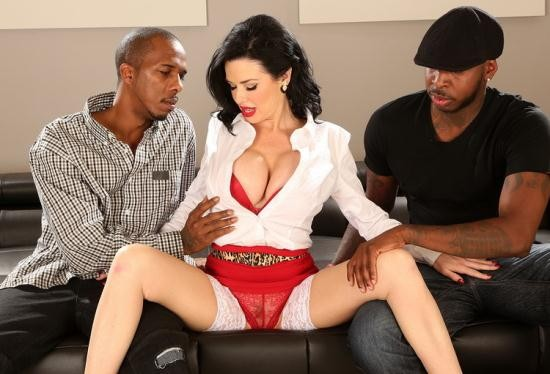 MonstersOfCock/BangBros - Veronica Avluv - Realtor Gets Double Penetration From Monstrous Cocks (FullHD/1080p/2.85 GB)