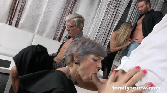 FamilyScrew - Irenka and Polina Max - Family Cruising Swingers Club (FullHD/1080p/1.87 GB)