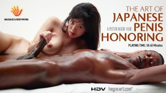 Hegre-Art - Unknown - The Art Of Japanese Penis Honoring (FullHD/1080p/1.70 GB)