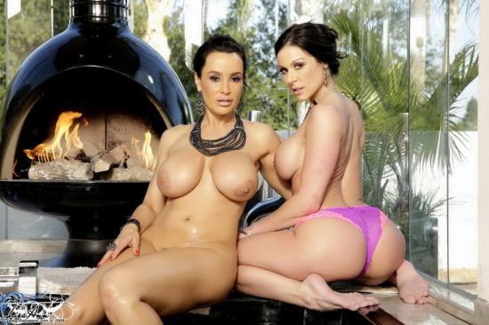 TheLisaAnn - Kendra Lust, Lisa Ann - Sexual Divas -Jacuzzi Fuck Fest (FullHD/1080p/809 MB)
