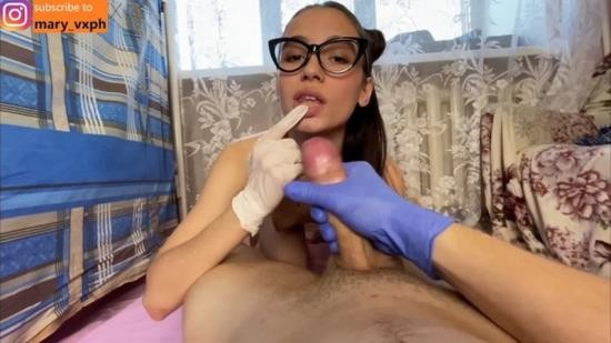 Porn - Maryvincxxx - Compilation - Cum on face and mouth Cum play swallow (HD/720p/107 MB)