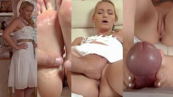 KathiaNobiliGirls/Clips4Sale - Kathia Nobili - Good boy like you deserve mommys foot job!!! (FullHD/1080p/1.16 GB)