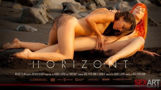 SexArt - Ariel Piper Fawn, Lorena B - Horizont (FullHD/1080p/900 MB)