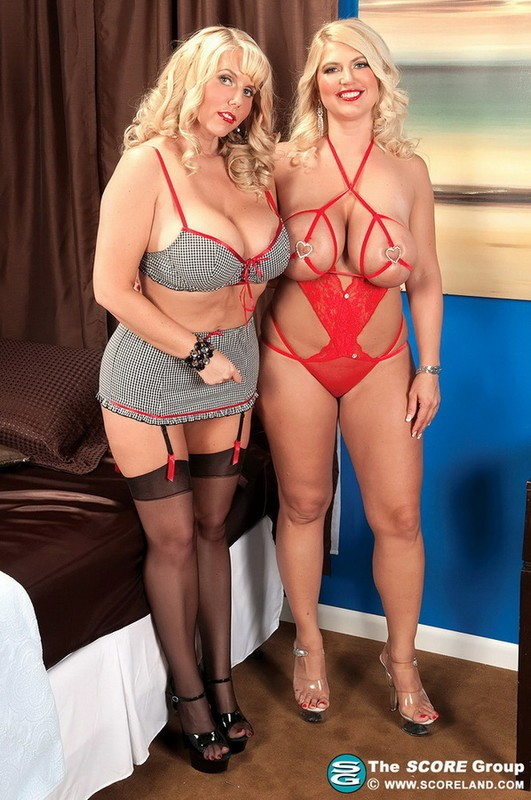 PornMegaLoad /Scoreland - Karen Fisher and Kelly Christiansen - Double Your Pleasure (SD/480p/304 MB)