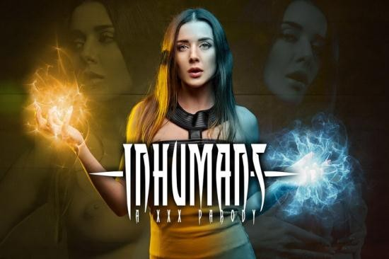 VRCosplayX - Sybil A - Inhumans A XXX Parody (UltraHD/2K/1440p/3.54 GB)