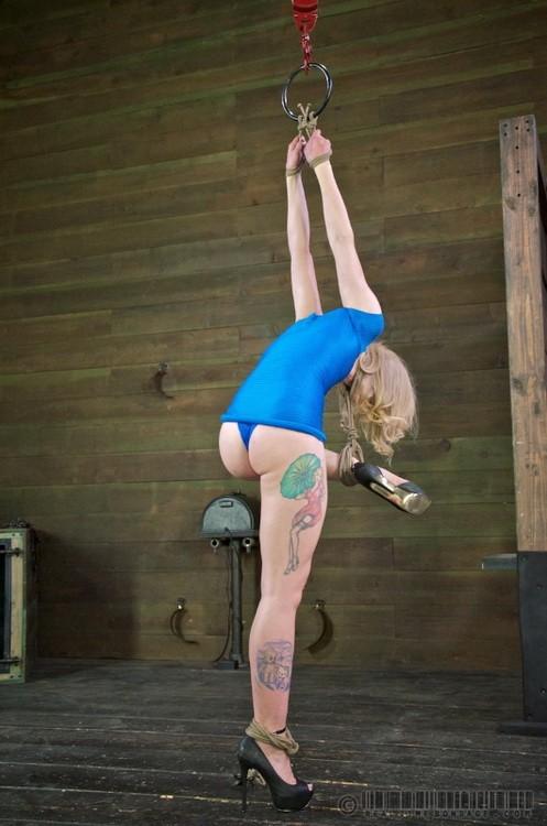 RealTimeBondage - Sarah Jane Ceylon - Bondage Ballerina (HD/720p/2.51 GB)