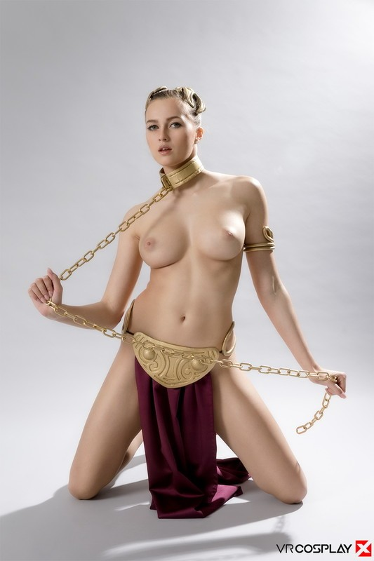 Vrcosplayx - Stacy Cruz - Star Wars: Slave Leia A XXX Parody (UltraHD 2K/1440p/3.54 GB)