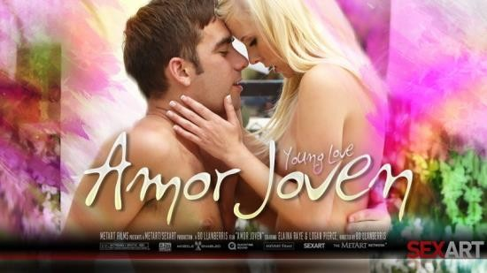 SexArt - Elaina Raye - Amor Joven (FullHD/1080p/569 MB)