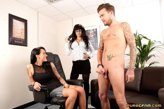 PureCFNM - Chantelle Fox, Steph Bluebell - DEEP THERAPY (HD/720p/282 MB)