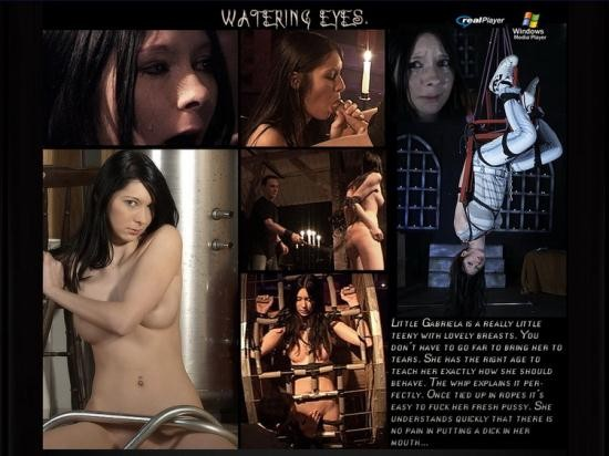 SubSpaceLand/ClassMedia - Kattie Gold - Watering Eyes (SD/404p/272 MB)