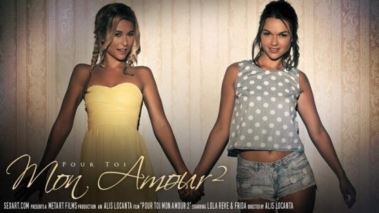SexArt - Frida, Lola Reve - Pour Toi Mon Amour (FullHD/1080p/1.21 GB)