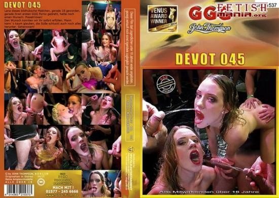 GGG - Lana, Nelly Benz, Mia Bitch - Devot Sperma Und Pisse 45 (HD/720p/1.47 GB)