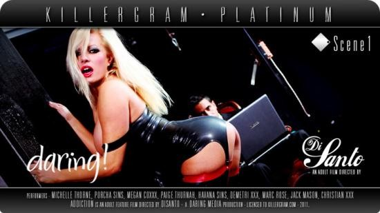 DaringSex/Killergram - Michelle Thorne - Addiction Scene 1 (HD/720p/608 MB)