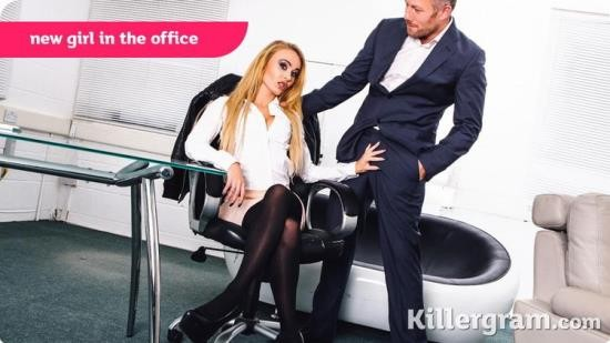CumIntoMyOffice/KillerGram - Carmel Anderson - New Girl in The Office (HD/720p/556 MB)