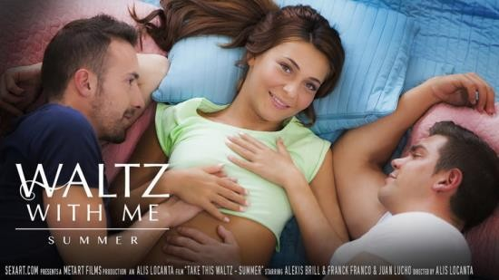 SexArt/MetArt - Alexis Brill - Waltz With Me - Summer (FullHD/1080p/729 MB)