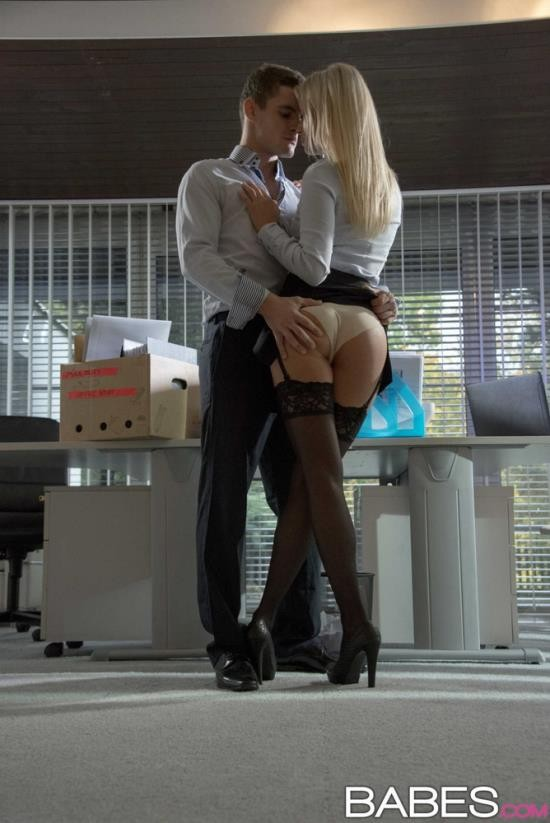 OfficeObsession/Babes - Cayla Lyons - The Long Goodbye (HD/720p/776 MB)