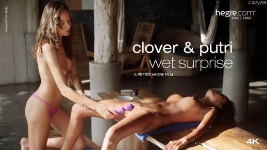 Hegre - Clover, Putri - Clover And Putri Wet Surprise (UltraHD 4K/2160p/826 MB)