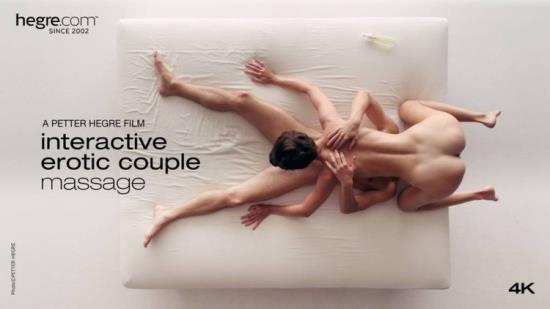 Hegre.com - Charlotta aka Charlotta Phillip, Kykola - Interactive Erotic Couple Massage (UltraHD 4K/2160p/2.20 GB)