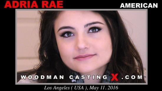 WoodmanCastingX - Adria Rae - Woodman Casting (HD/720p/1.67 GB)