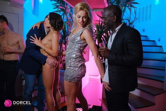 DorcelClub - Adriana Chechik, Cherry Kiss, Anny Aurora - Orgy in Paris (FullHD/1080p/537 MB)