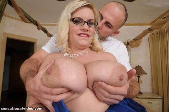 HOTSEXYPLUMPERS/plumperpass - Tiffany Blake - First Time Anal! (HD/720p/684 MB)