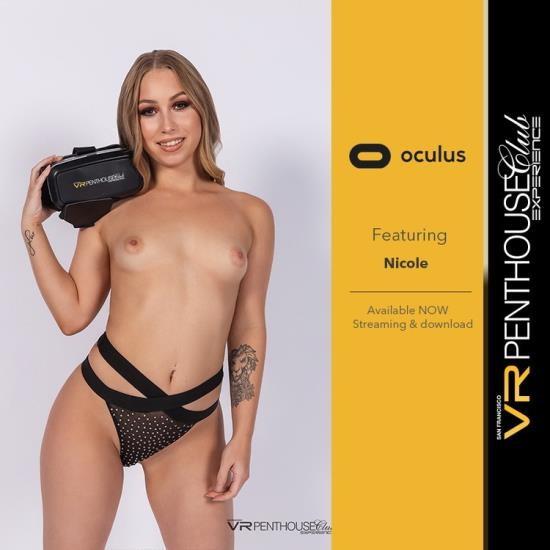 VRclubz - Nicole - Penthouse Private Dance (UltraHD 4K/2580p/1.34 GB)