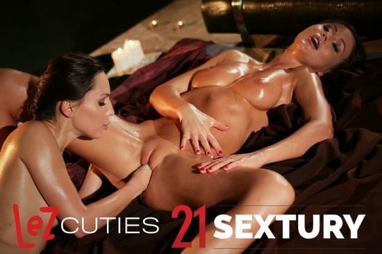 LezCuties/21Sextury - Tina Kay, Lilu Moon - When Two Women Love Each Other (FullHD/1080p/1.43 GB)