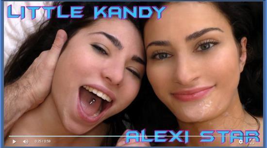 WakeUpNFuck/WoodmanCastingX - Little Candy, Alexi Star - WUNF 238 (FullHD/1080p/2.69 GB)