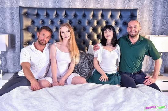 TeamSkeet/DaughterSwap - Daphne Dare, Lana Sharapova - Daughter Cum And Tax Refunds (FullHD/1080p/3.14 GB)