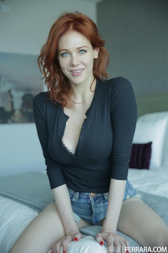 ManuelFerrara/JulesJordan - Maitland Ward - Mainstream Actress To Pornstar (HD/720p/2.08 GB)