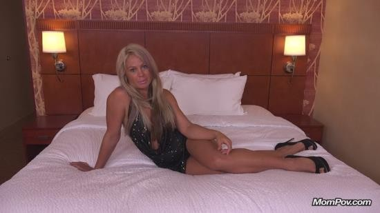 MomPov - Erica - 38 year old hard body MILFs first porn (HD/720p/2.40 GB)