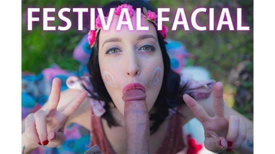 Porn - Kimberly Kane - Festival Facial w Kimberly Kane (FullHD/1080p/612 MB)