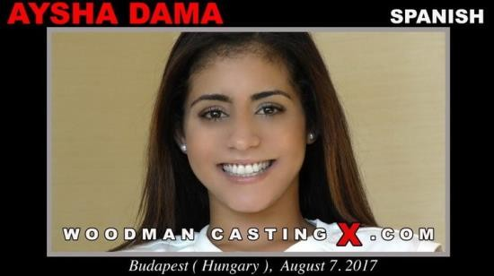 WoodmanCastingX - Aysha Dama - Hardcore (FullHD/1080p/1.61 GB)