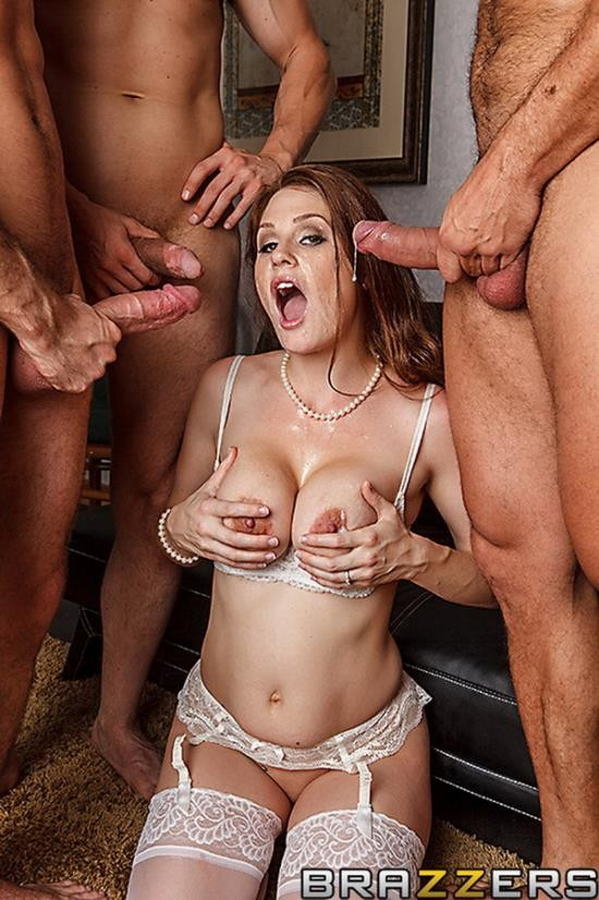 RealWifeStories/Brazzers - Allison Moore, James Deen, Ramon, Erik Everhard - Last Call for Cock and Balls (FullHD/1080p/2.61 GB)