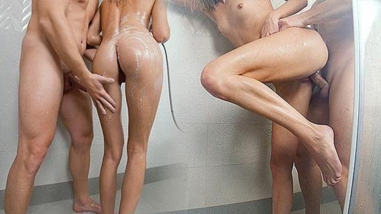 Porn - Little Berryy - Amateur Couple Hot Sex in the Shower (UltraHD 4K/2160p/366 MB)
